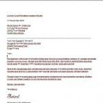 Contoh Surat Perletakan Jawatan Mudah